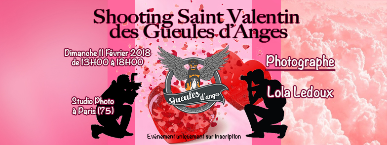 Shooting Saint Valentin