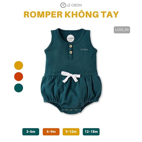 ROMPER KHÔNG TAY