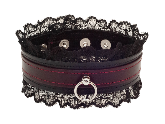 SELECT Collars with Lace