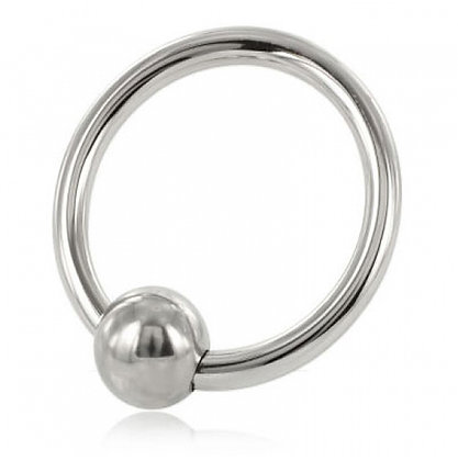 Head Glans Ring with Ball