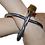 Thumbnail: Ellipse Cross Cuffs with Lock