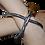Thumbnail: Ellipse Cross Cuffs with Lock