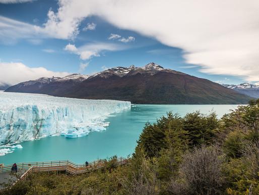 Perito Moreno. Quando la natura è anche architettura.