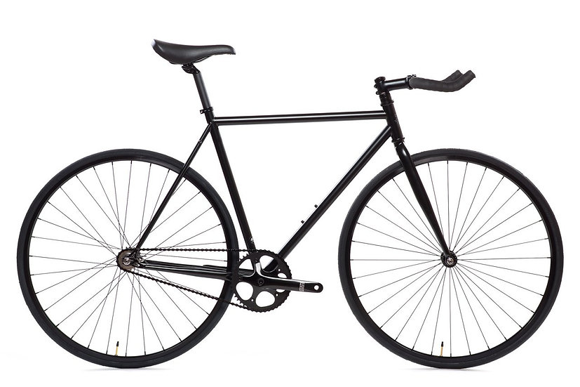 State Bicycle Co 4130 Matte Black 6