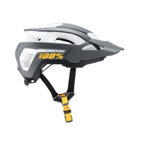 100% Altec Helmet Charcoal