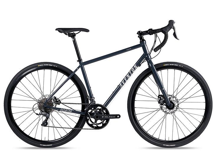 Aventon Kijote Adventure Bike - Charcoal