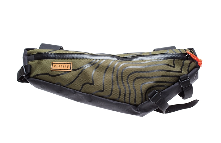 Restrap Frame Bag Medium - Contours