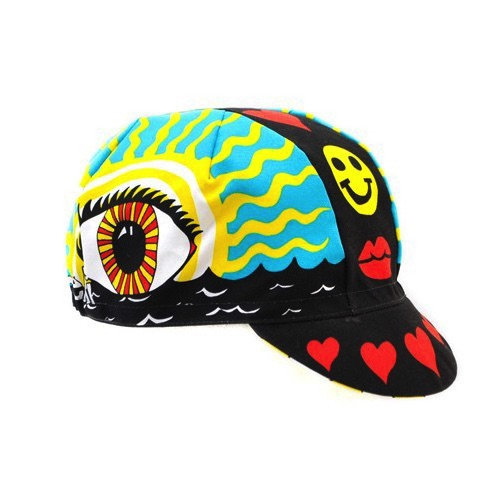 Cinelli Cycling Cap - Eye Of The Storm