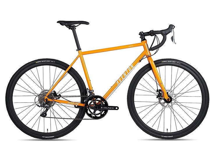 Aventon Kijote Adventure Bike - Yellow
