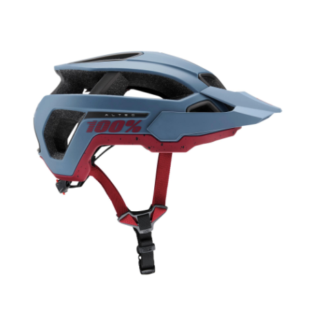 100% Altec Helmet Blue