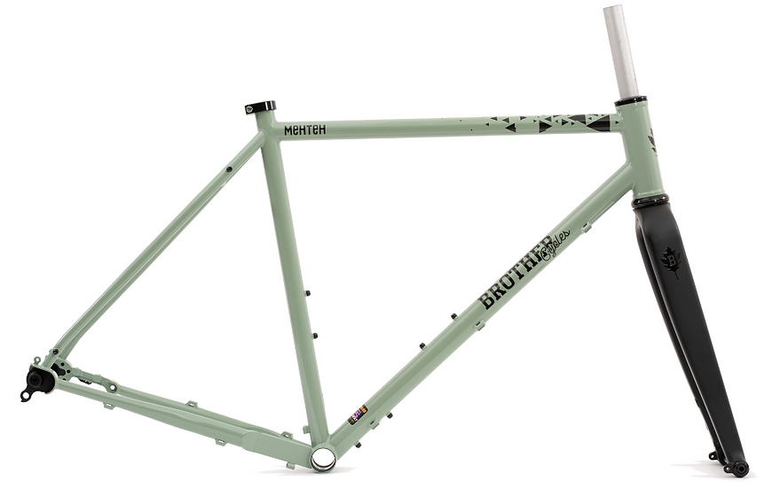 Brother Cycles Mehteh Frameset