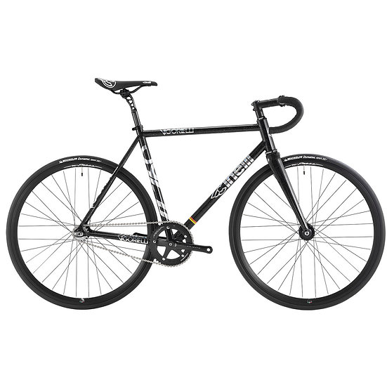 Cinelli Vigorelli Steel Pista Bike - Black