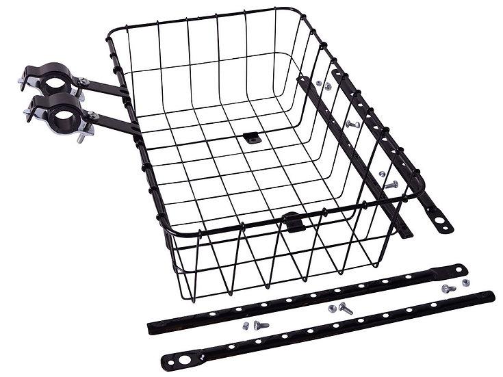 Wald 1372 Medium Basket - Black