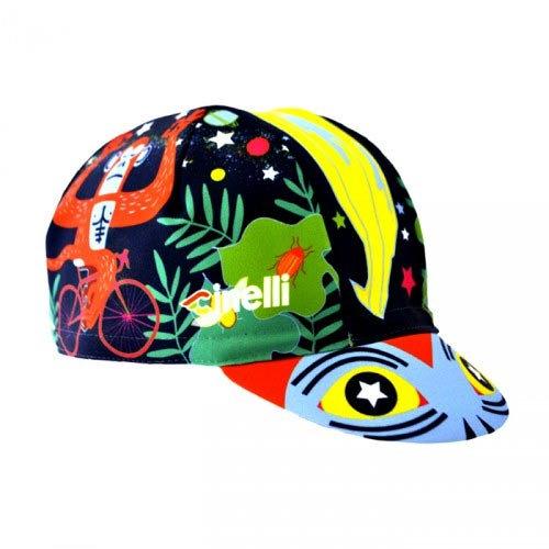 Cinelli Cycling Cap - Jungle Zen