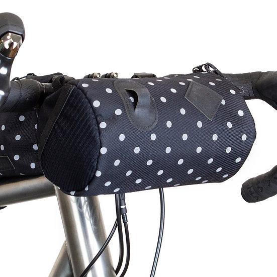 Restrap Canister Bag - Polka Dot
