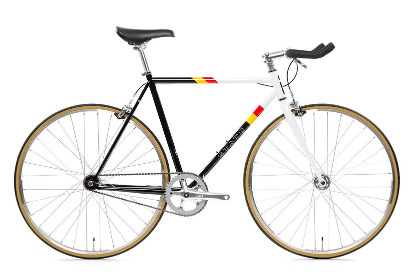 State Bicycle Co 4130 - Van Damme