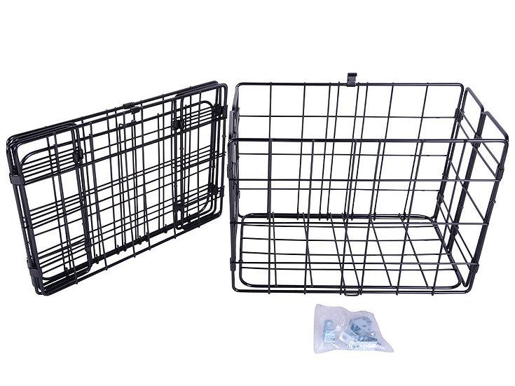 Wald 582 Folding Basket - Black