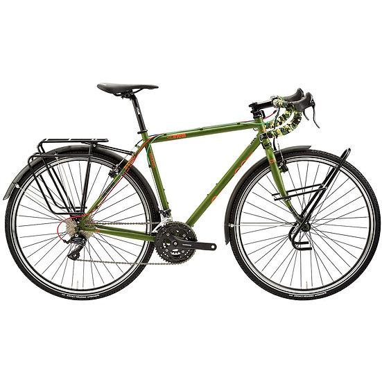 Cinelli HoBootleg Bike - Green