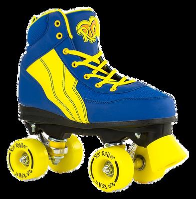 Rio Roller Pure Quad Skates - Blue_edite