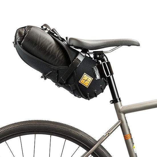 Restrap Saddle Bags -Black/Black