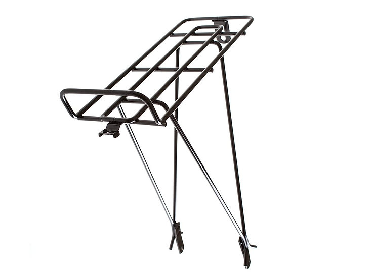 Wald 215 Rear Rack - Black