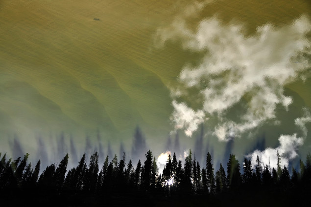 Chinook Dune Clouds
