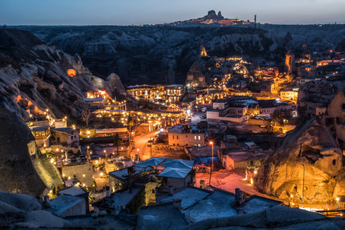 Cappadocia Lights