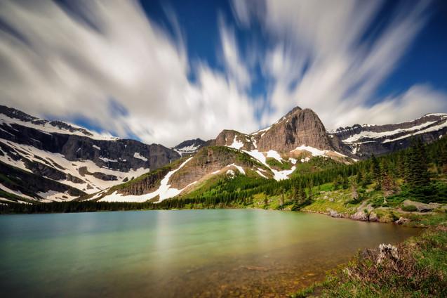 Alpine Timelapse