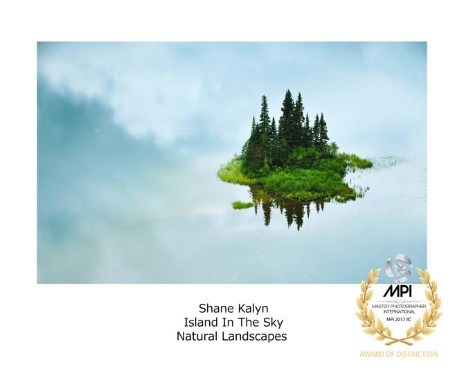 Three '4 Element Photos' received awards at the 2017 Master Photographers - International Im
