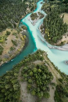 Where Rivers Merge