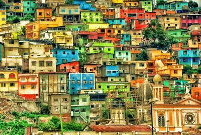Community Through Colour