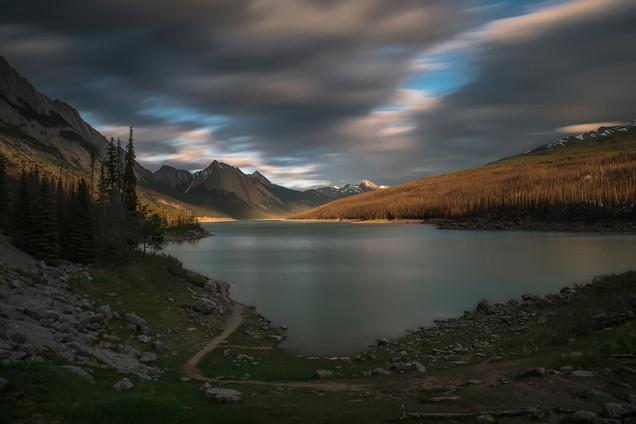 Medicine Lake Timelapse