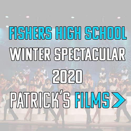 Fishers High School | Winter Spectacular | Digital Download | 2020