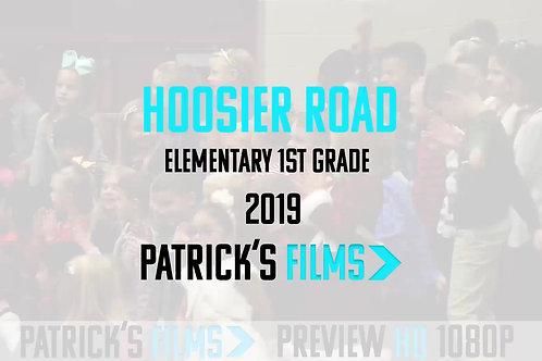 Hoosier Road Elementary | 1st Grade Music Program | Digital Download | 2019