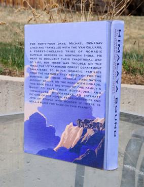 Himalaya Bound   Back Cover