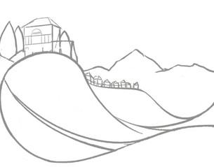 My Daily Walk   Sketch
