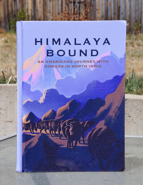 Himalaya Bound   Front Cover