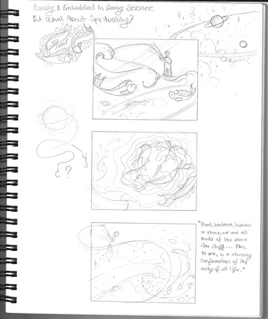 Trout Fishing the Universe   Sketches
