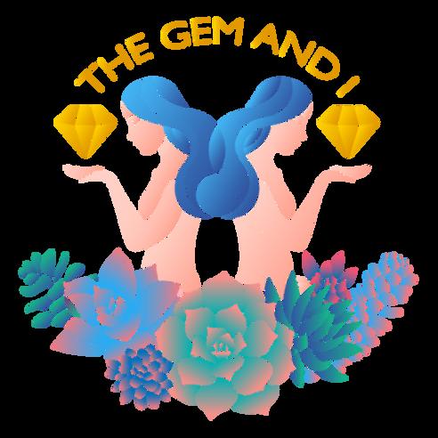 The Gem and I Logo