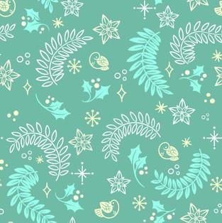 Holiday Ferns