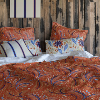 Red Pine Bedding