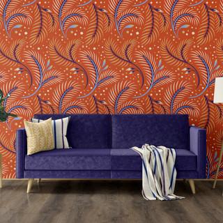 Red Pine Wallpaper