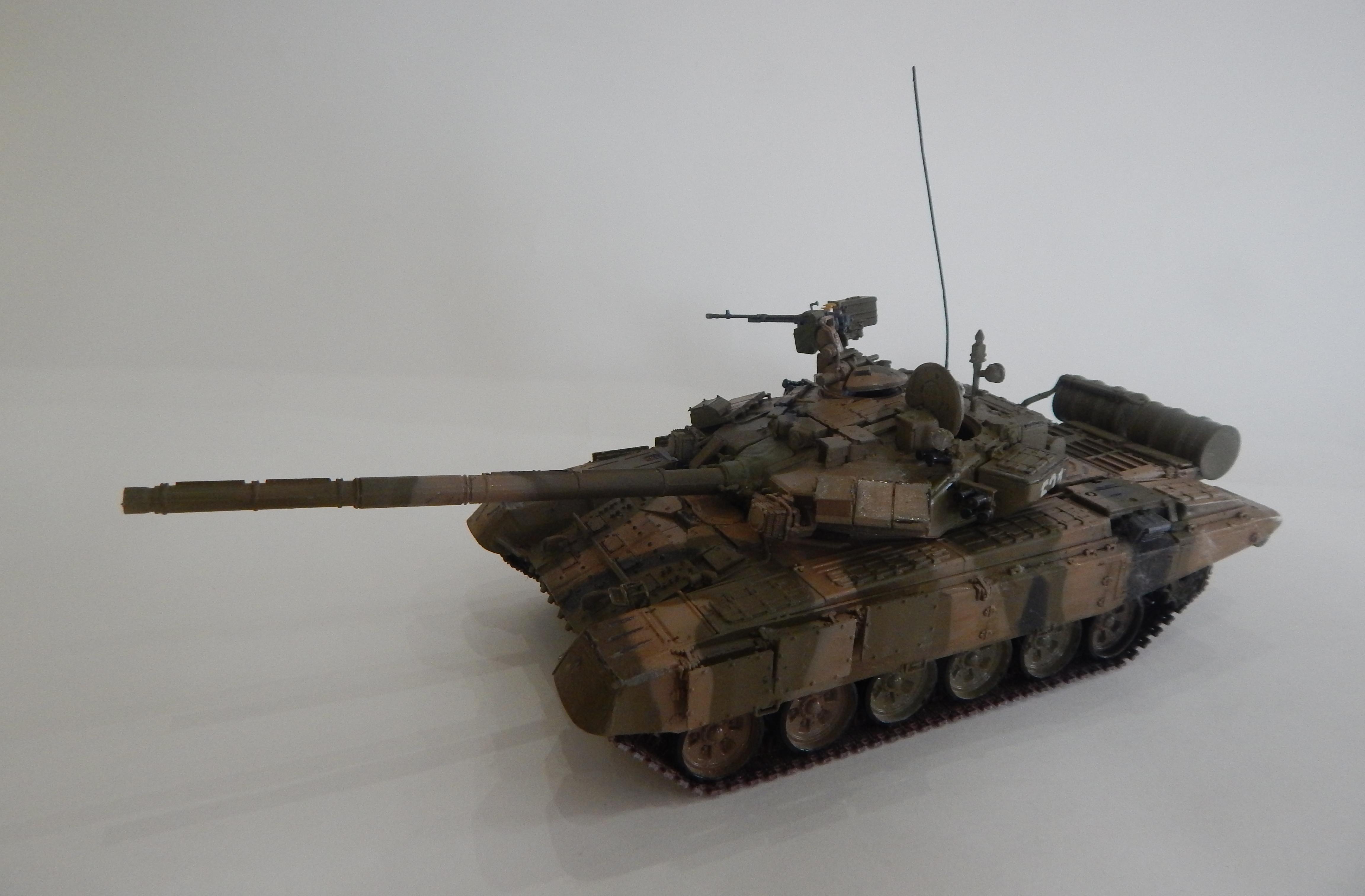 Т-90. Распуткин Сергей.