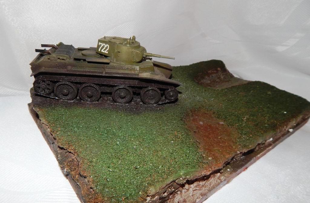 ПОНОМАРЁВ АНДРЕЙ. Советский лёгкий танк БТ-7