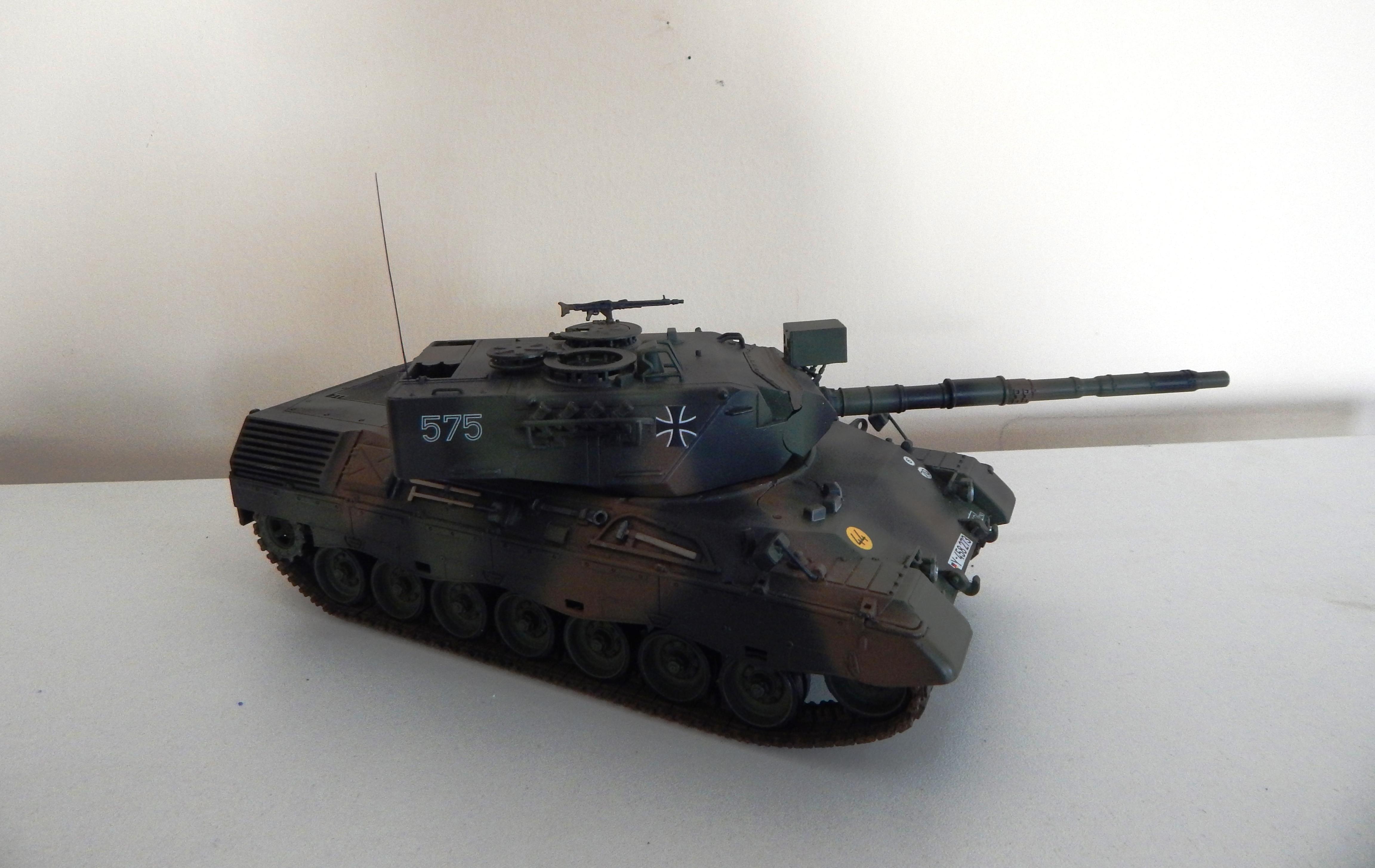 Леопард-1. Пономарёв Андрей