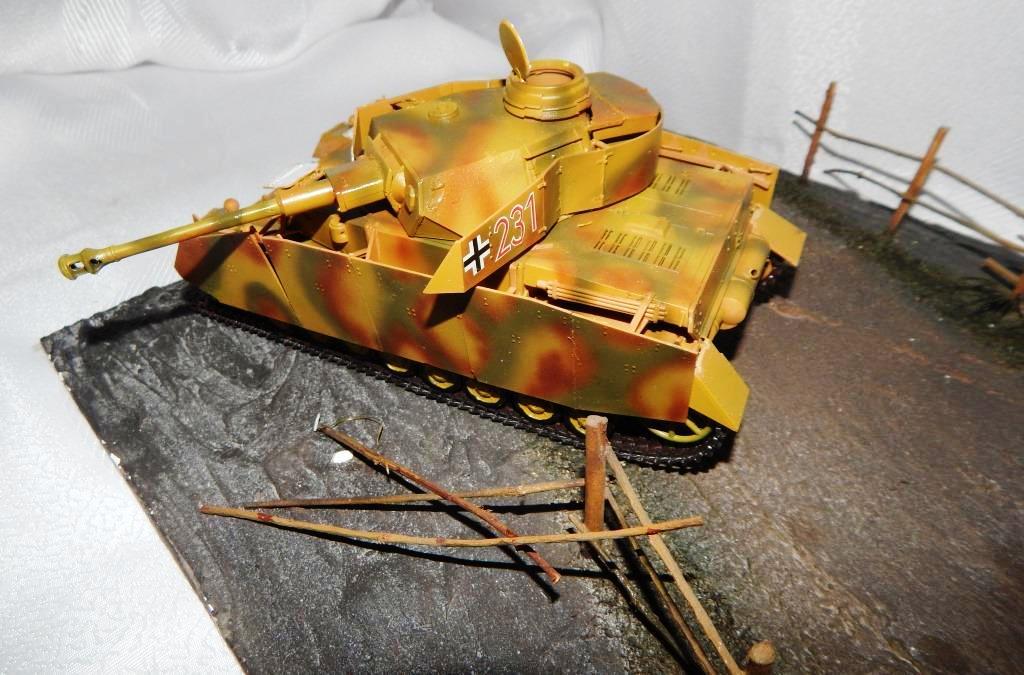 РАСПУТКИН СЕРГЕЙ. Немецкий средний танк Pz IVH