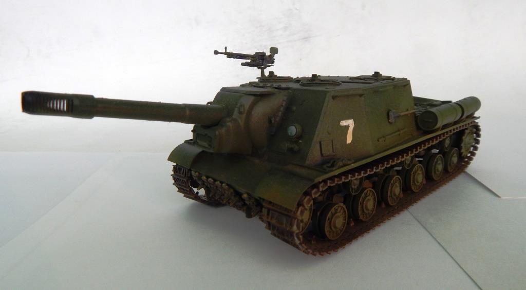 Бармин А. ИСУ-152
