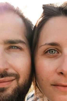 Séance couple en Saône et Loire