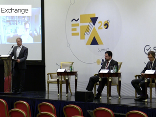 ACI Russia eFX Summit 2020. Panel 2. Role of Central banks in the functioning of FX market.