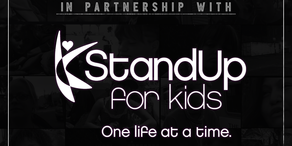 Special Screening and Q&A W/ StandUp For Kids